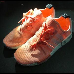 Adidas NMD R1 Sun Glow Bright